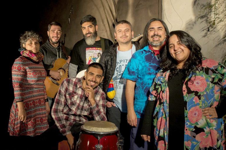 """El ritmo latino de """"Ronda Malembe"""" musicalizará el atardecer en El Cadillal"""